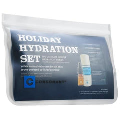 Consonant Skincare Holiday Hydration Set - Count On Us