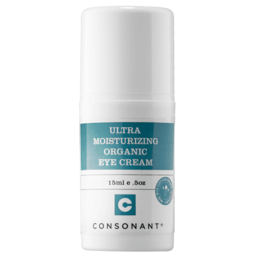 Consonant Skincare Ultra Moisturizing Organic Eye Cream - Count On Us