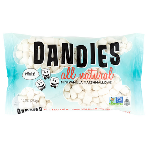 Dandies Vegan Natural Marshmallows Mini