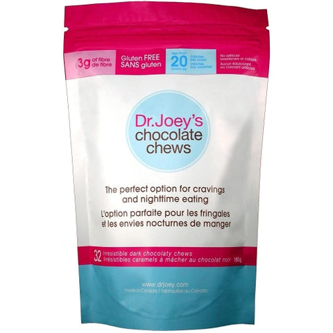 Dr. Joey's Chocolate Chew SKINNYCHEWS - Single Pack