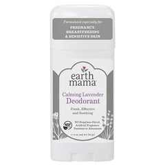 Earth Mama Calming Lavender Deodorant - Earth Mama