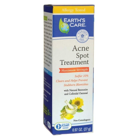 Earth's Care Acne Spot Treatment