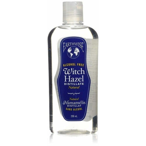Earthwise Pure Canadian Witch Hazel Distillate 250ml / 8.5oz