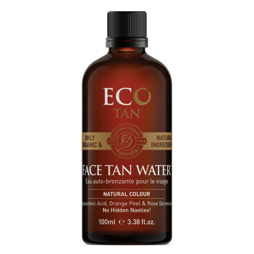 Eco Tan Face Tan Water - Count On Us