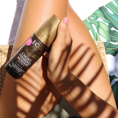 Eco Tan Organic Cacao Self Tanning Mousse - Count On Us