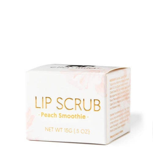 ella+mila Lip Scrub (Peach Smoothie) - Count On Us