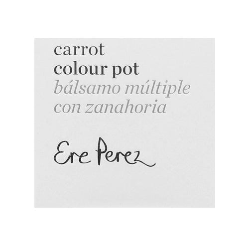 Ere Perez Carrot Colour Pot (Holy) - Count On Us