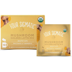 Four Sigmatic Golden Latte with Shiitiake and Tumeric - Four Sigmatic