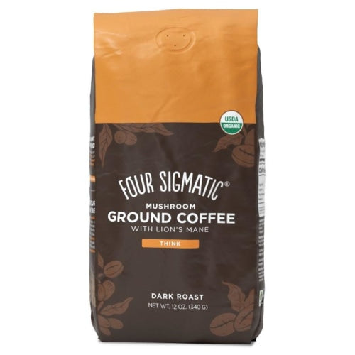 Four Sigmatic Ground Mushroom Coffee With Lion's Mane & Chaga