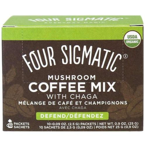 Four Sigmatic Instant Mushroom Coffee with Chaga and Cordyceps