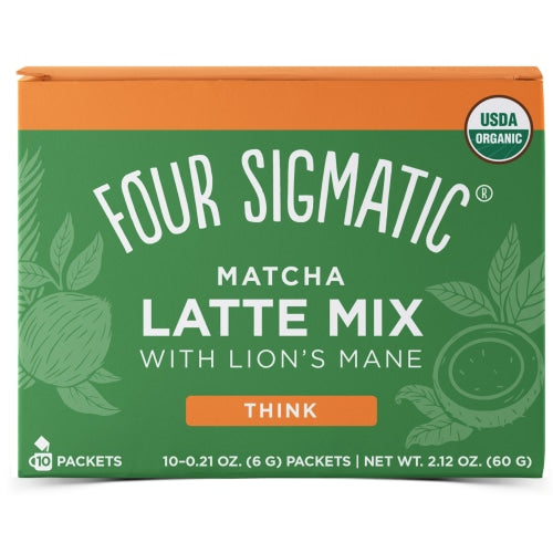 Four Sigmatic Matcha Latte with Maitake - Four Sigmatic