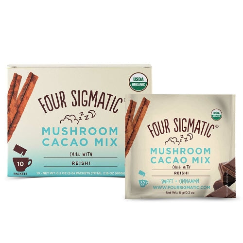 Four Sigmatic Mushroom Hot Cacao With Reishi - Four Sigma Foods