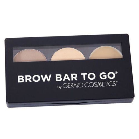 Gerard Cosmetics Brow Bar To Go (Blonde To Brunette)