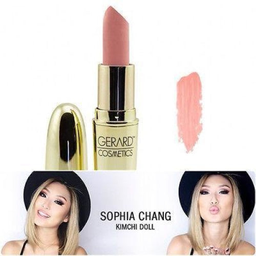 Gerard Cosmetics Lipstick (Kimchi Doll) Collab with Sophia Chang - Gerard Cosmetics