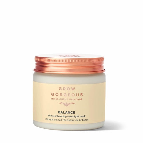 Grow Gorgeous Balance Shine-Enhancing Overnight Mask