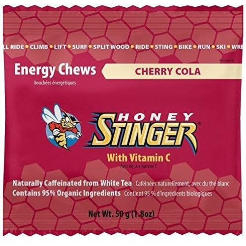Honey Stinger Chew Organic Cherry Cola
