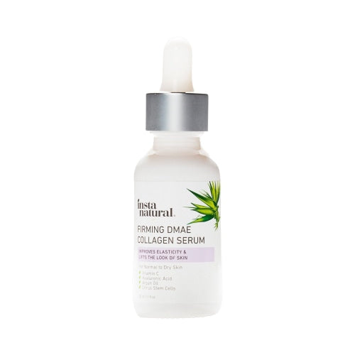 InstaNatural Firming DMAE Collagen Serum - Count On Us