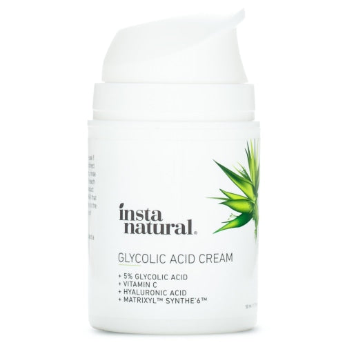 InstaNatural Glycolic Acid Cream
