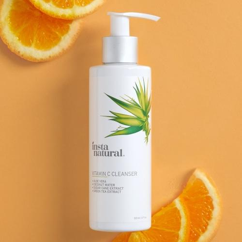 InataNatural Vitamin C Cleanser - Count On Us