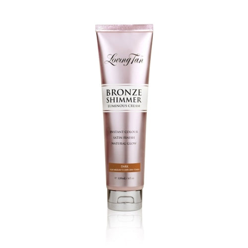 Loving Tan Bronze Shimmer Luminous Cream (Dark)