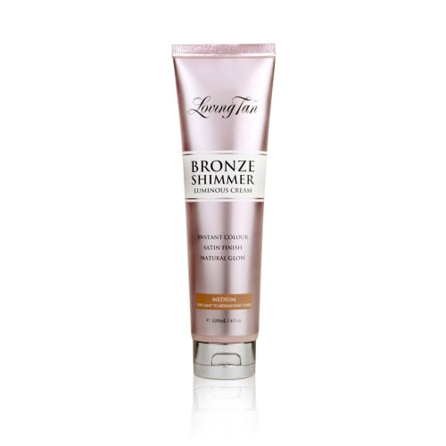 Loving Tan Bronze Shimmer Luminous Cream (Medium)