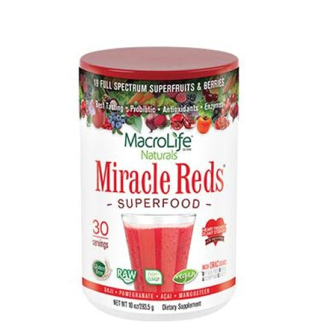 Macrolife Natural Miracle Reds (10oz)