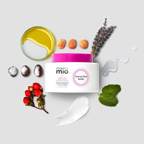 Mama Mio The Tummy Rub Butter (Lavender & Mint) - Count On Us