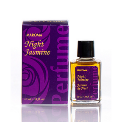 Maroma Perfume Oil Jasmine Night