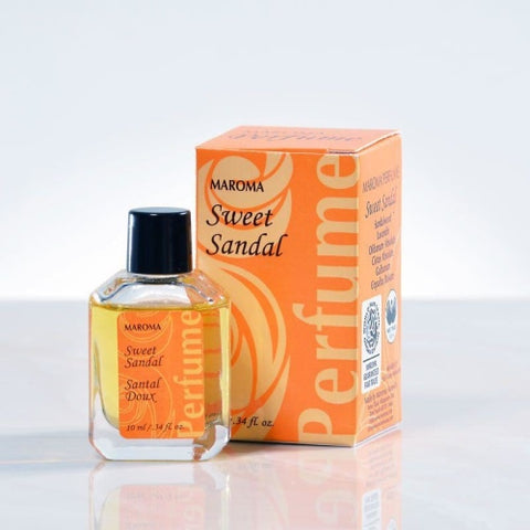Maroma Perfume Oil Sweet Sandal 10ml