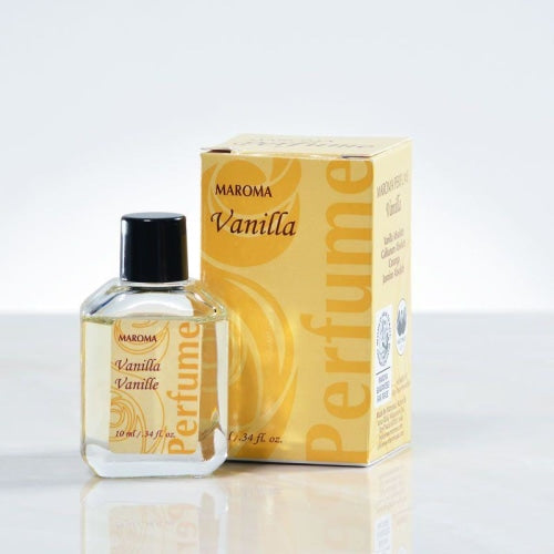 Maroma Perfume Oil Vanilla 10ml - Count On Us