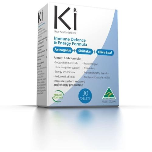 Martin & Pleasance - KI Immune Defence 30 tablets - Count On Us