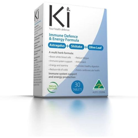 Martin & Pleasance KI Immune Defence & Energy Formula (30 tablets)