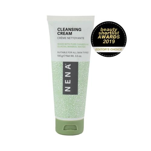 Nena Skincare Glacial Cleansing Cream - Count On Us