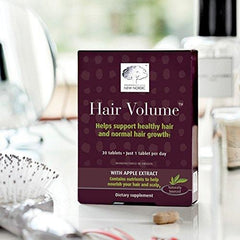 New Nordic Hair Volume 30 Tablets - New Nordic Inc