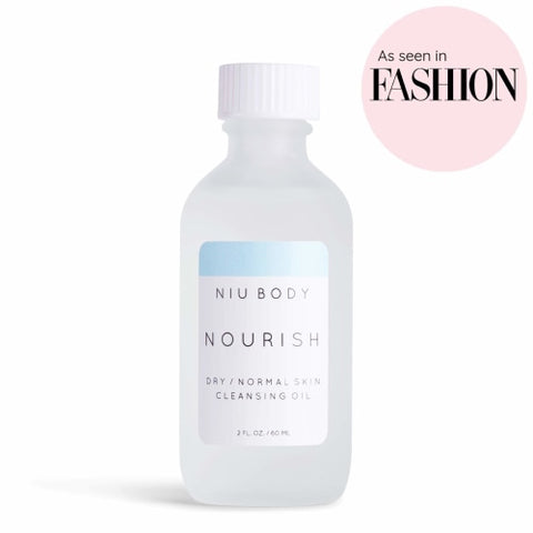 NIU BODY Nourish Cleansing Oil