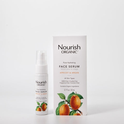 Nourish Organic Pure Hydrating Face Serum