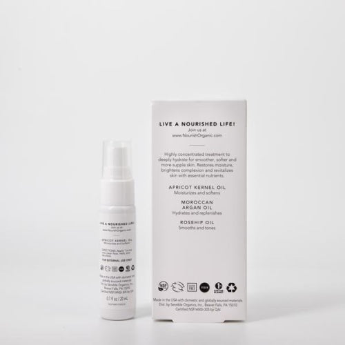 Nourish Organic Pure Hydrating Face Serum - Nourish Organic