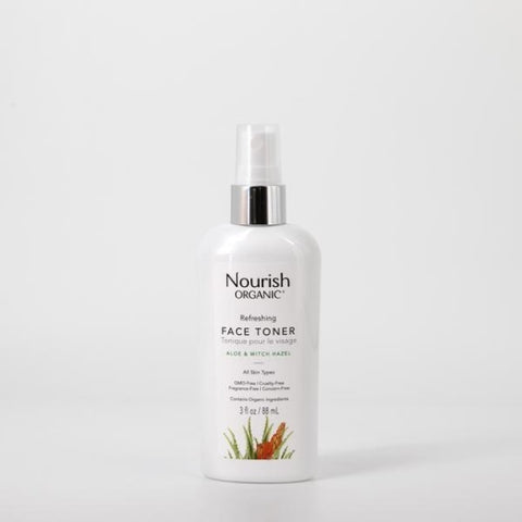 Nourish Organic Refreshing Face Toner