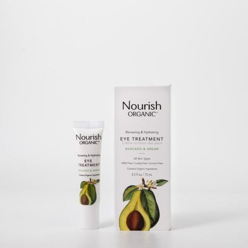 Nourish Organic Renewing & Hydrating Eye Treatment - Nourish Organic