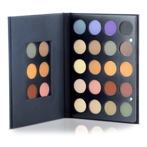 Ofra Cosmetics Professional Makeup Palette (Must Have Mattes) - Count On Us