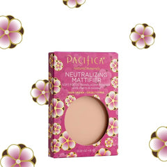 Pacifica Beauty Cherry Powder Neutralizing Mattifier Shade 1 - Pacifica Beauty