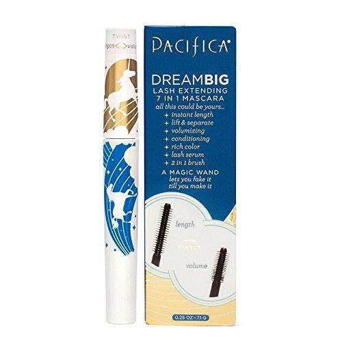 Pacifica Beauty Dream Big Lash Extending 7 in 1 Mascara Black Magic - Pacifica Beauty