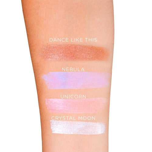 Pacifica Beauty Rainbow Crystals Liquid Mineral Strobe Multi-Use Highlighter (Nebula) - Count On Us