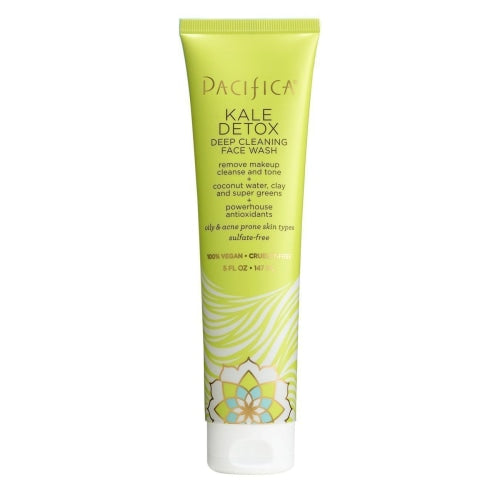Pacifica Kale Detox Deep Cleaning Face Wash - Count On Us