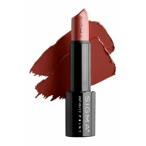 Sigma Beauty Infinity Point Lipstick (Temptation) - Count On Us