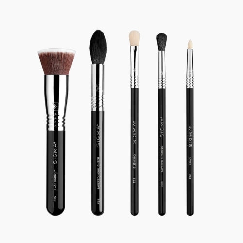 Sigma Beauty Most-Wanted Brush Set - Count On Us