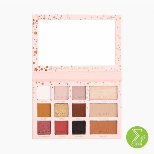 Sigma Beauty x Stephanie Lange The Essentials Palette