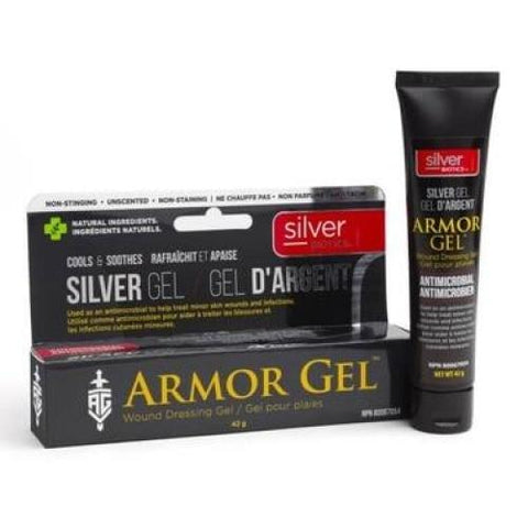 Silver Biotics Armor Gel Wound Dressing Gel