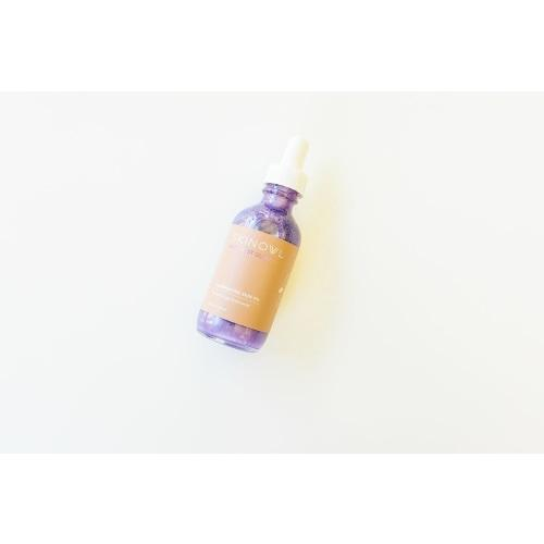 SkinOwl Amethyst Gloss - Count On Us