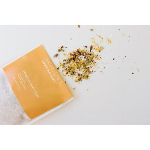 SkinOwl Marigold Glow Facial Steam